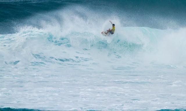 52 Vans World Cup of Sufing 2014 Seth Moniz Foto ASP
