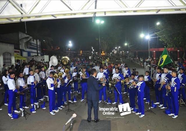 Banda Municipal de Davinópolis Maranhão BAMUDA