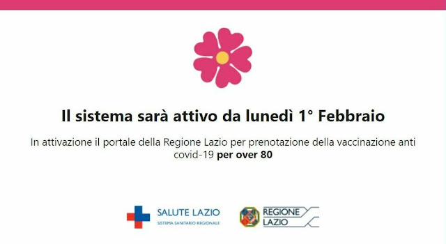"""Lazio: Over 80, """"coda virtuale"""" per prenotare il vaccino, portale Regione in tilt"""