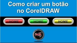 Botões em CorelDraw Download Grátis
