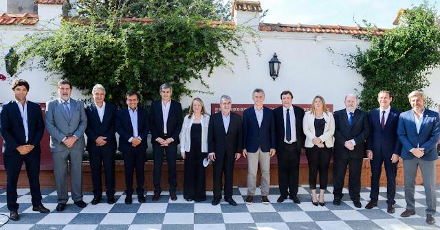 Macri analizó el Proyecto Patagonia con los gobernadores del Sur