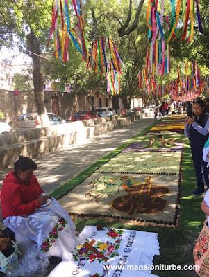 Artesanía Textil de Patamban