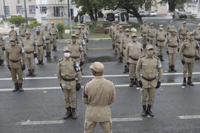 MAIS DE 100 POLICIAIS MILITARES SERÃO PROMOVIDOS AO OFICIALATO NA BAHIA