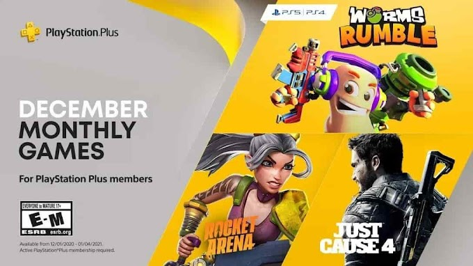 Sony Gifted PS Plus December 2020, Free For PS4 And PS5 Users