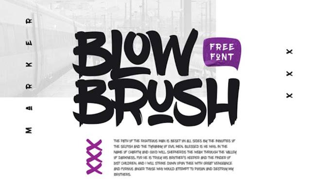 Download Font Graffiti Gratis