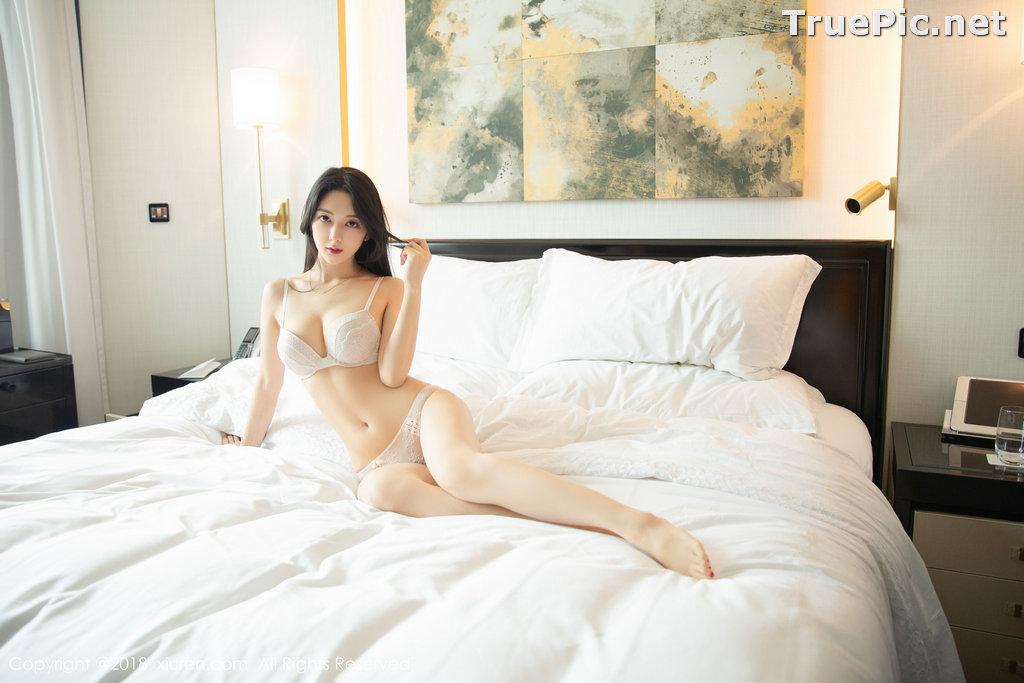 Image XIUREN No.1141 - Chinese Model - Xiao Reba (Angela小热巴) - Sexy Dress Tonight - TruePic.net - Picture-35
