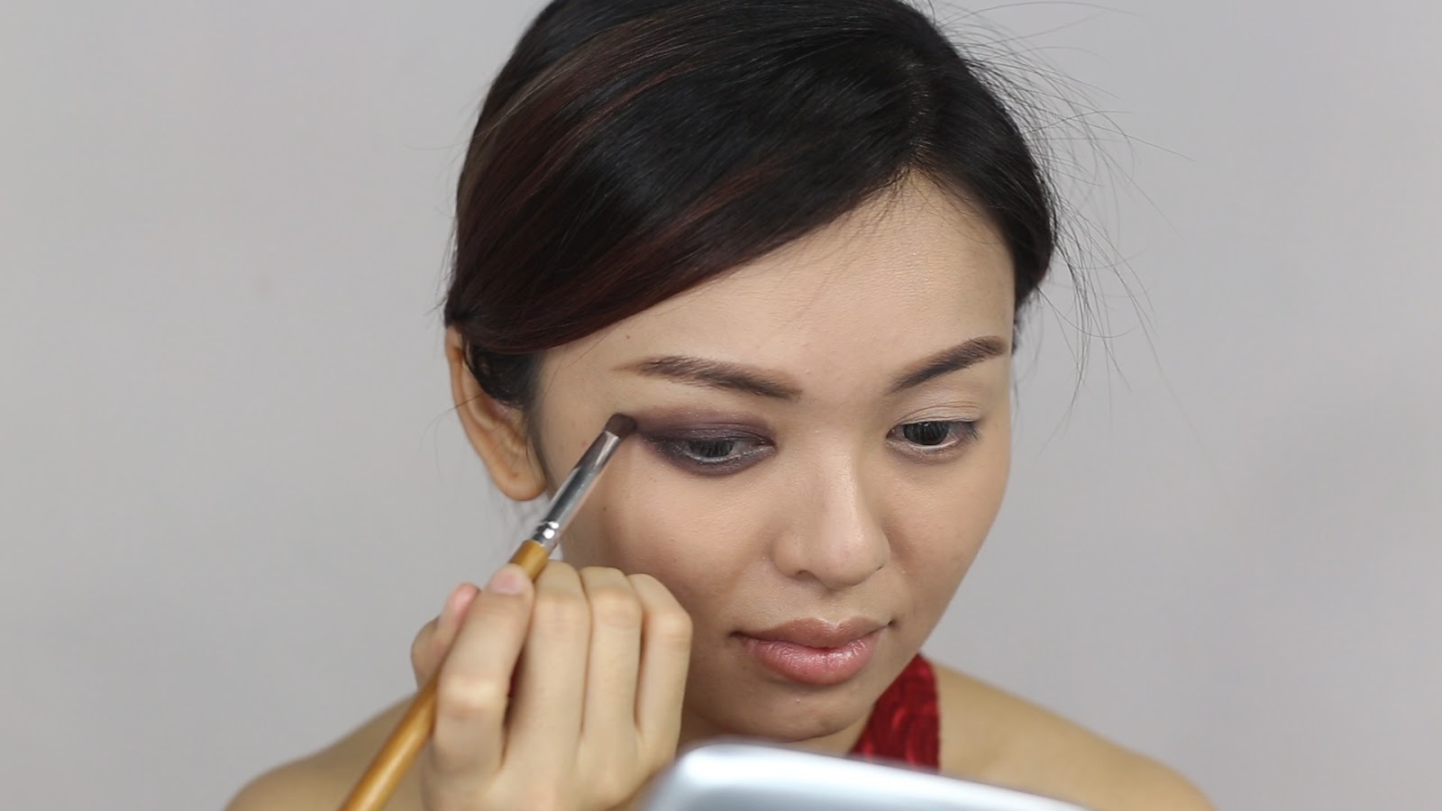 Chinese New Year Dinner Makeup Lynette Tee Makeup