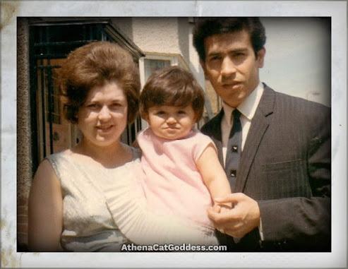 1960s family photo