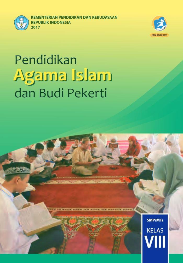 Buku Siswa SMP Kelas 8 Pendidikan Agama Islam dan Budi Pekerti