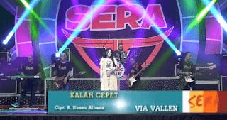 Lirik Lagu Kalah Cepet (Dan Artinya) - Via Vallen