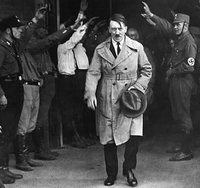 Hitler ideology of communism
