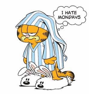 Mudit Aggarwal's Blog: Monday Morning Blues  I