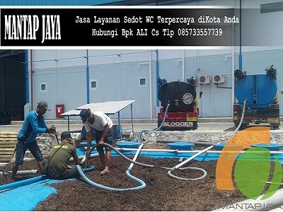 Jasa Sedot WC Genteng Surabaya Pusat