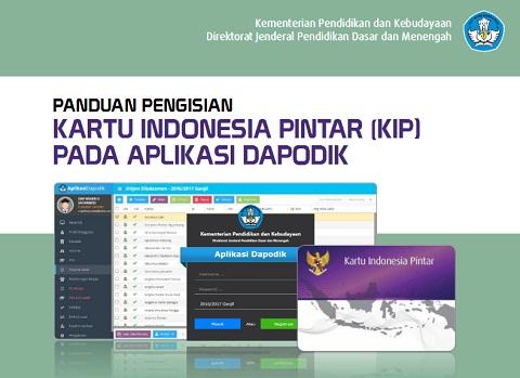 Panduan Pengisian Kartu Indonesia Pintar (KIP) Pada Aplikasi Dapodik 2016