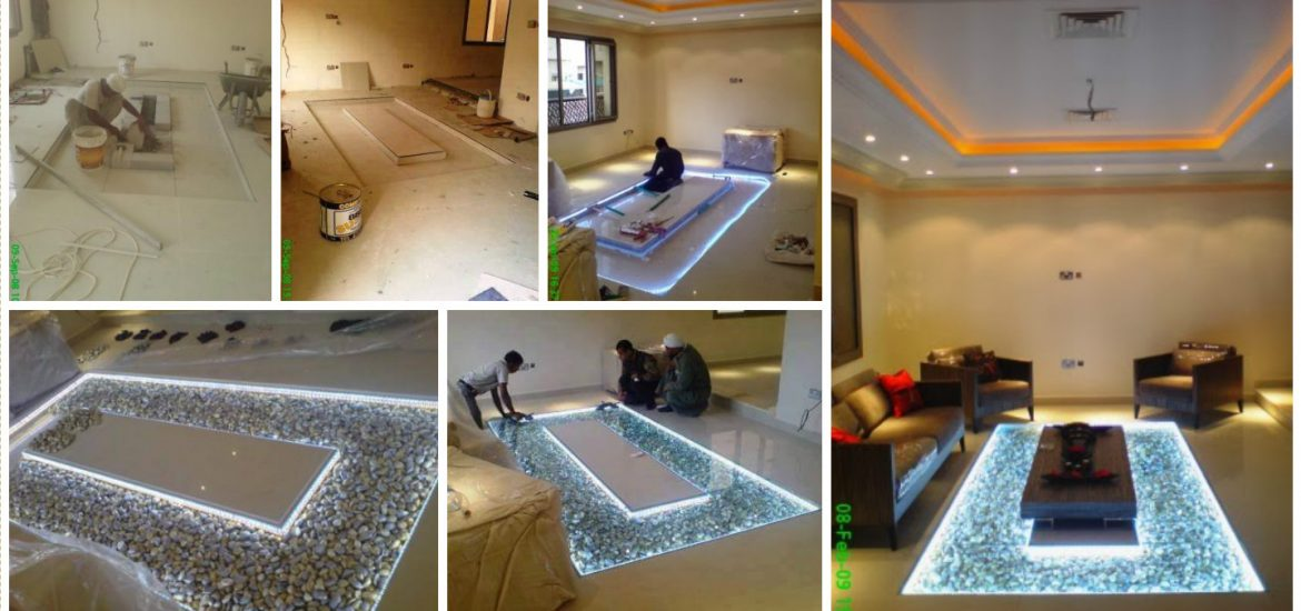 D1-Adding-Glass-Flooring-With-Pebble-in-Your-Home%2B1 25 Incredible Ideas Adding Glass with Pebble in Your House Flooring and Furniture Interior