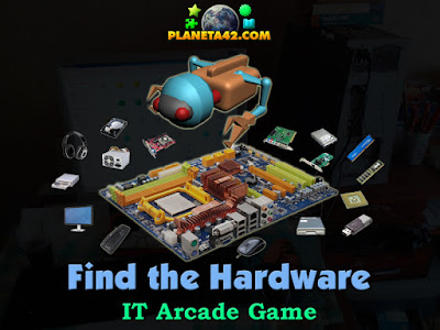 Play Find the Hardware