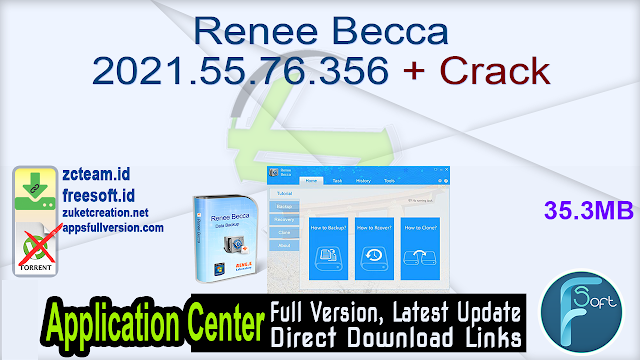 Renee Becca 2021.55.76.356 + Crack_ ZcTeam.id