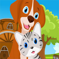 Games4King Dog And Cat Es…