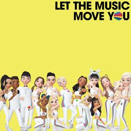 Let The Music Move You – Now United Mp3 CD Completo