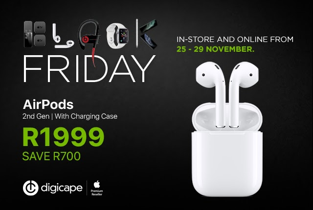 AirPods – R1,999