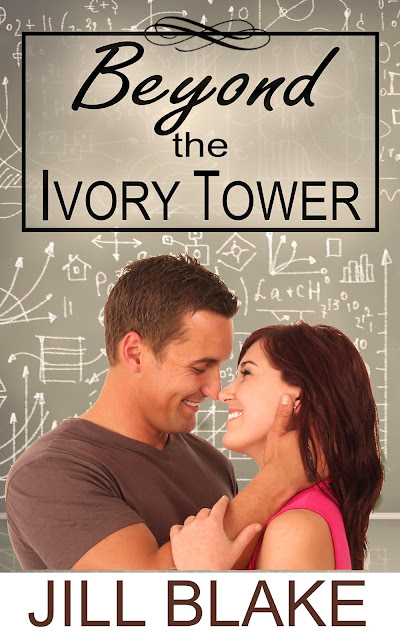 Beyond the Ivory Tower by Jill Blake