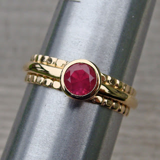 ethical ruby ring