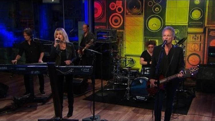 Tune Of The Day: Lindsey Buckingham and Christine McVie - Too Far Gone