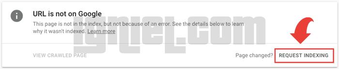 Cara Fetch as Google  di Webmaster Versi Baru