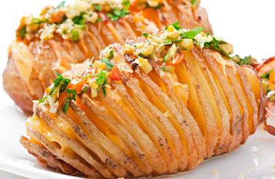 yaprak patates tarifi, iftar menüleri, bugün ne pişirsem
