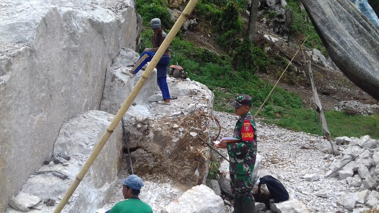 Dukung Tugas Pokok Satuan Teritorial Dengan Metode Komsos