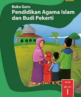 Kumpulan Buku Agama dan Budi Pekerti K13 edisi revisi 2017 terbaru untuk SD/MI