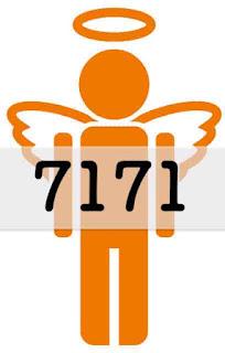 エンジェルナンバー 7171