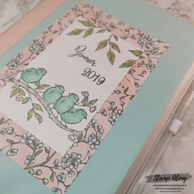 Stampin' Up! Bird Ballad Suite