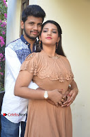 Khayyum, Gourav, Madhulagna Das, Athiya, Sekhar at Chandra Danger Love Story Press Meet  0009.jpg