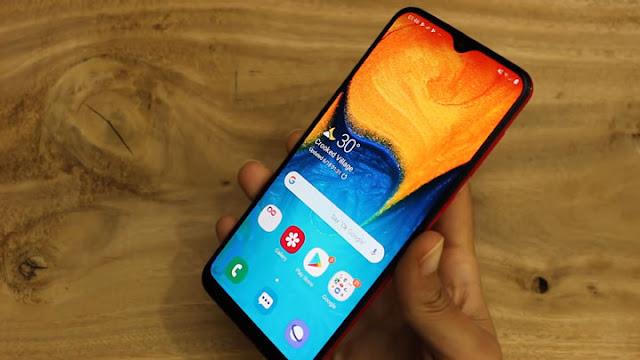 سعر و مواصفات Samsung Galaxy A20 - مميزات و عيوب