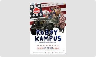 Download Film Koboy Kampus (2019) Full Movie