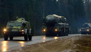 Pasukan Rudal Strategis Rusia