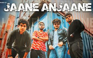 Jaane Anjaane Kyun Lyrics - Ravator X Anjaan