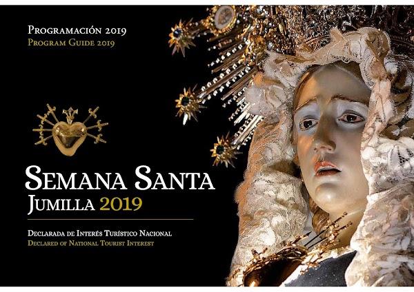 Programa, Horarios e Itinerarios Semana Santa Jumilla (Murcia) 2019