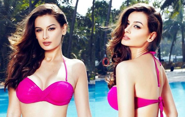 Evelyn Sharma is turning up the heat with her latest bikini pics