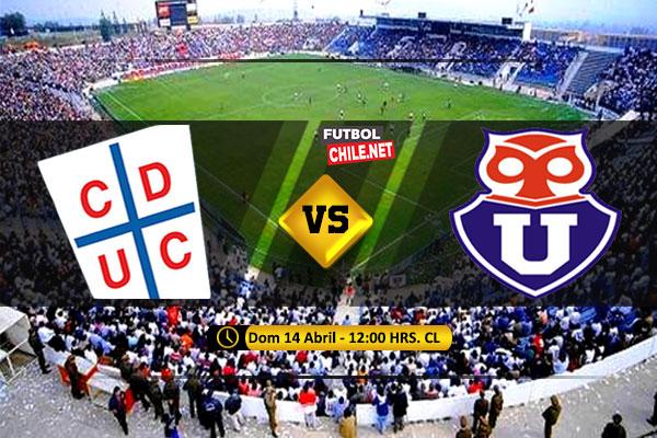 Mira el Clásico Universitario: Universidad Católica vs Universidad de Chile en vivo y online por la Primera División