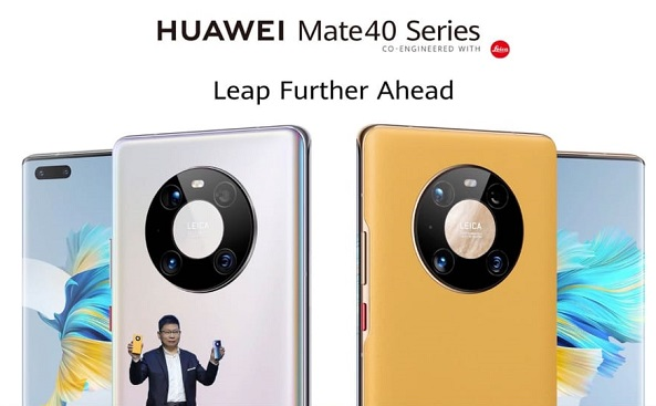 HUAWEI Mate 40 Pro and HUAWEI Mate 40 Pro+
