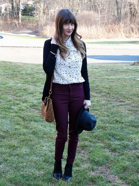 NJ fashion blogger Jen Jeffery of House Of Jeffers wearing an outfit styled with Forever 21 pieces.