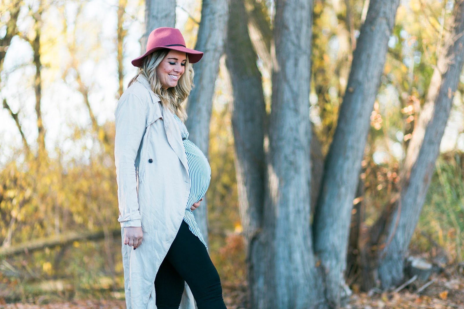 utah fashion blogger, modest fashion blogger, trench coat