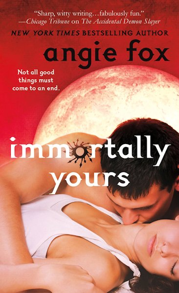 Interview with Angie Fox and Giveaway - August 28, 2012