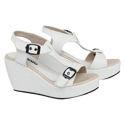 Sandal Wedges Wanita Catenzo JK 531