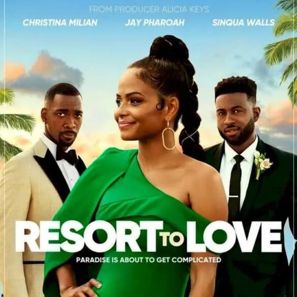[Movie] Resort to Love (2021) #Arewapublisize