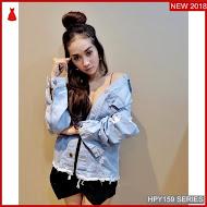HPY159J111 Jaket Jeans Anak Verza Murah BMGShop