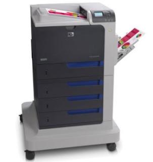 HP Color LaserJet Enterprise CP4525 Télécharger Pilote