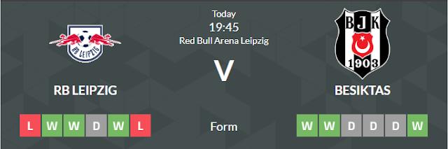 Prediksi Super dan Panduan Taruhan RB Leipzig vs Besiktas